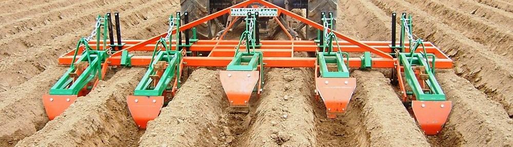 Erosion cloisonnement pommes de terre